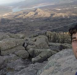 17a- Fotos desde la cima, el disfrutar d