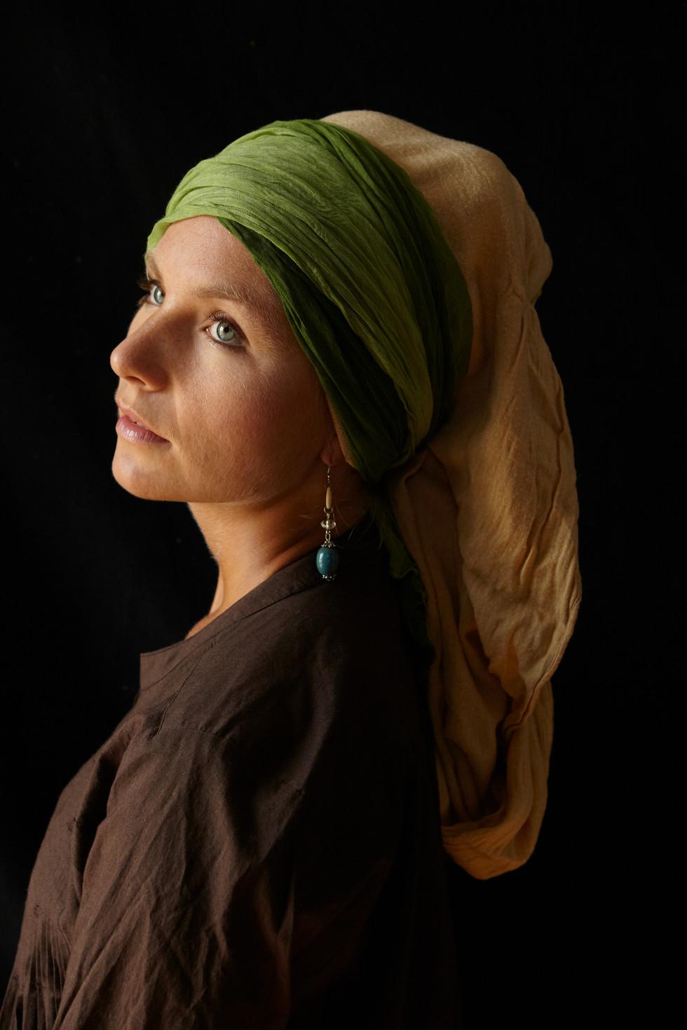Vermeer tribute