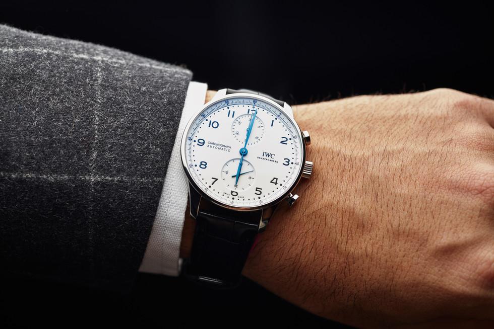 IWC Portugieser Classic Chronograph
