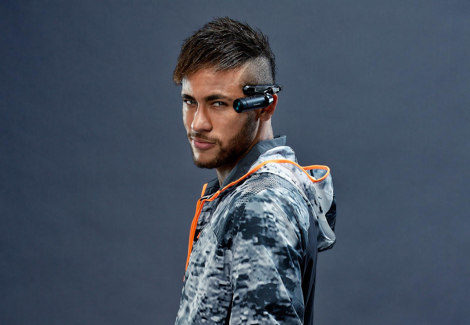 Neymar Jr´s Eye.