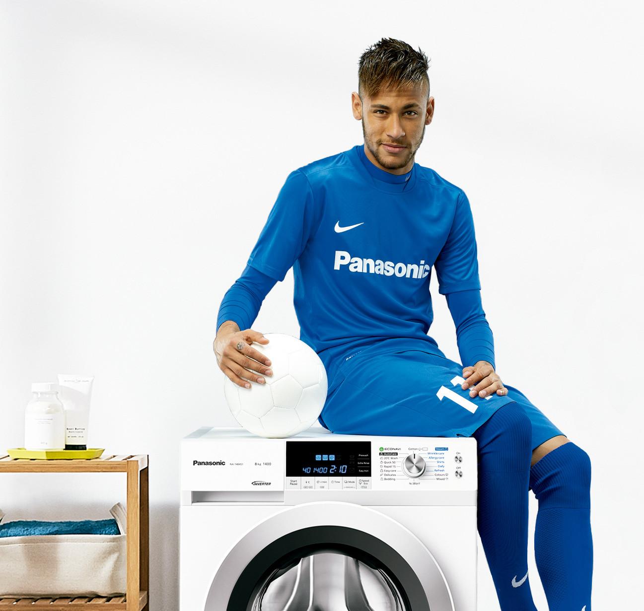 A champion performance in pristine laundry care