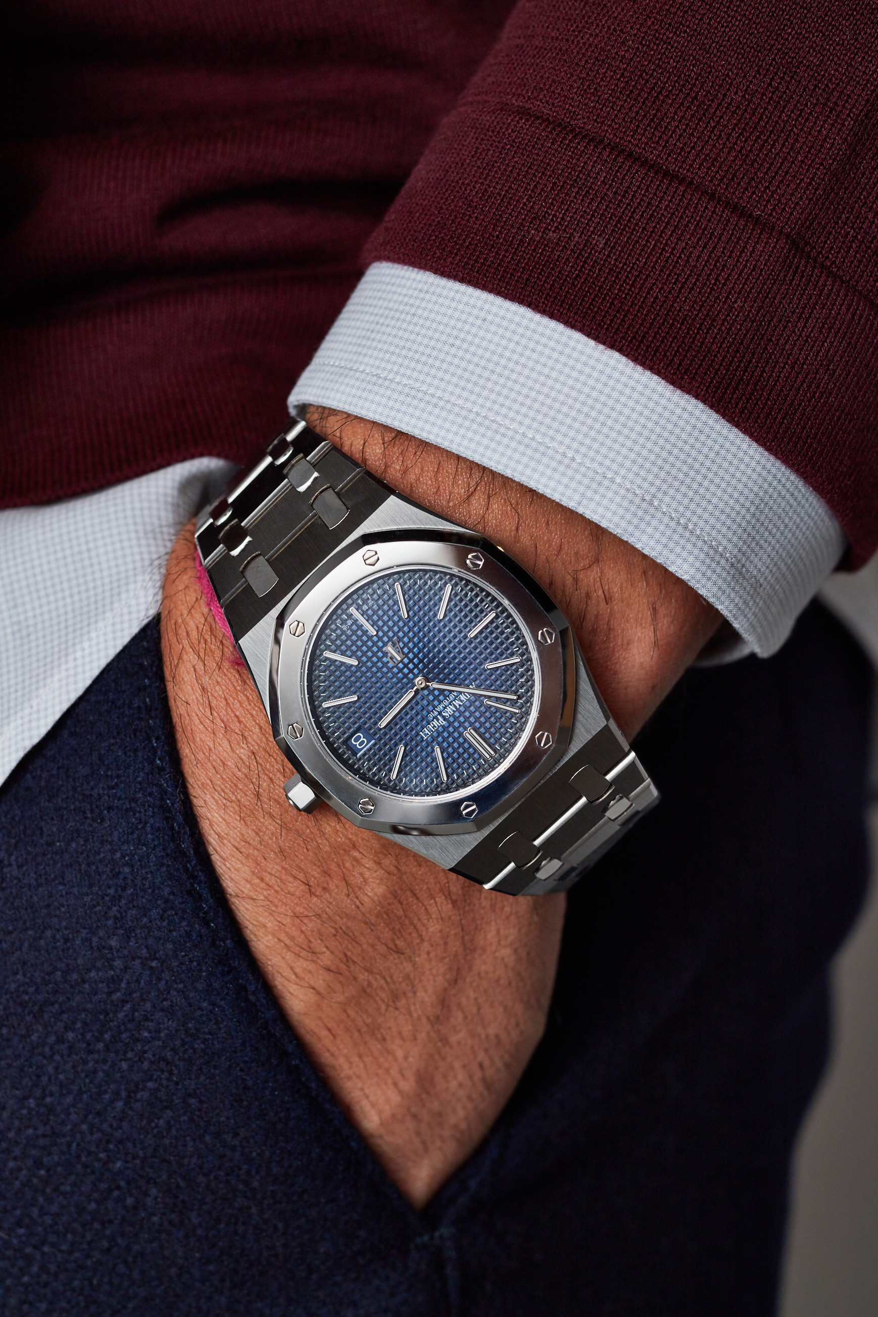 Audemars Piguet, Royal Oak.