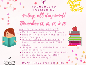 Support Your Independent Authors and Shop Local