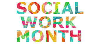 Happy National Social Work Month!
