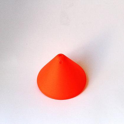 Потолочный крепеж конусный оранжевый