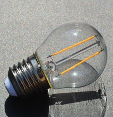 LED лампа G45