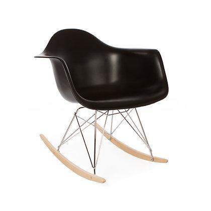 Кресло-качалка Eames RAR черный