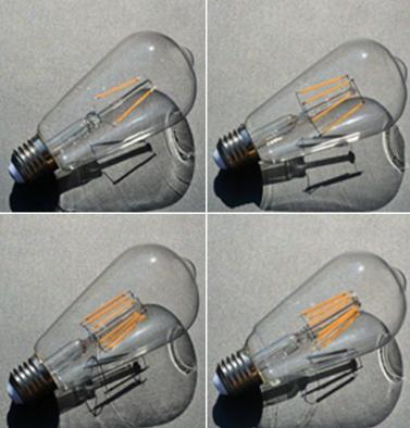 LED лампа ST64