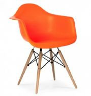 Стул Eames DAW оранжевый