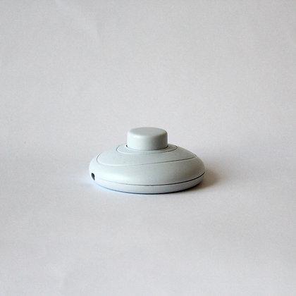 Напольный выключатель белый