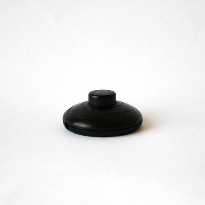 Напольный выключатель черный
