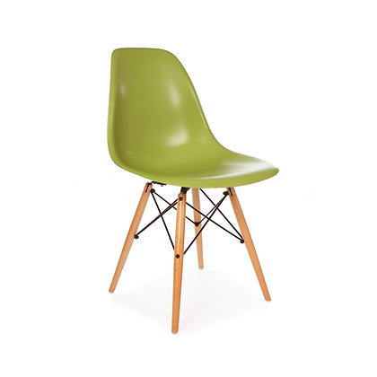 Стул Eames DSW зеленый