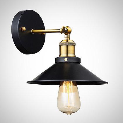 TOD19 Настенный светильник LOFT абажур 22 см
