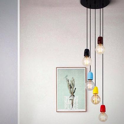 TOD23 светильник LOFT (лестница) с керам.патроном