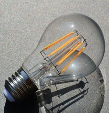LED лампа A19