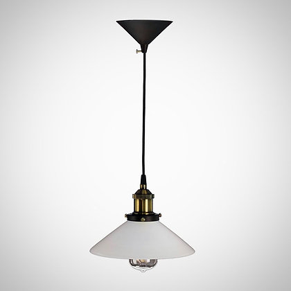 TOD4 (светильник LOFT диаметр абажура 36 см белый)