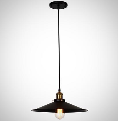 TOD2 (светильник LOFT диаметр абажура 36см черный)
