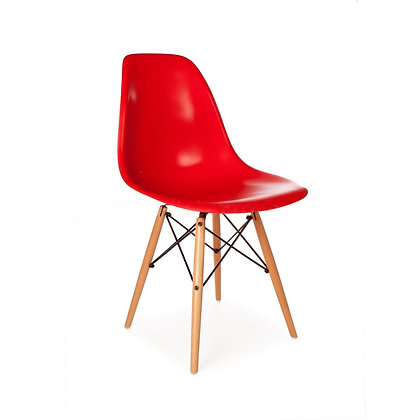 Стул Eames DSW красный