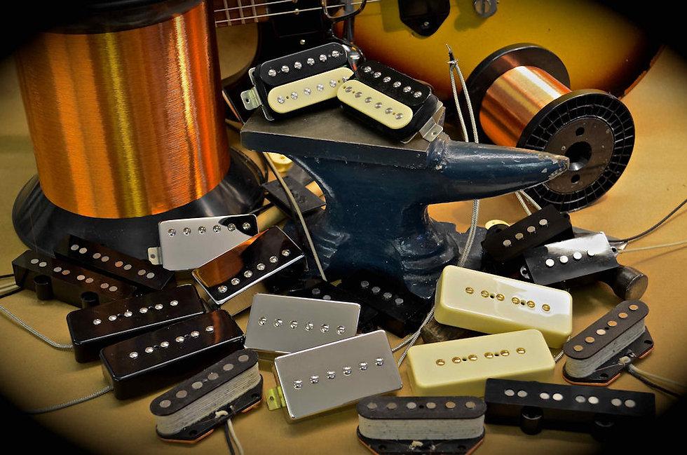 pickups eternal guitars and hot rod pickups. Black Bedroom Furniture Sets. Home Design Ideas