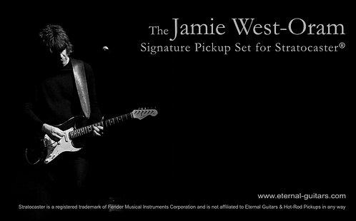 Jamie West-Oram 'Fixxer' set for Strat