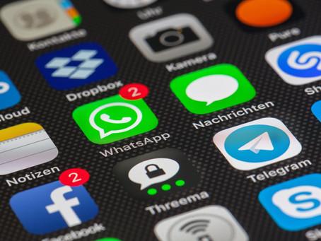 WhatsApp anuncia que não limitará o acesso aos usuários que não aceitarem Nova Política