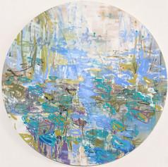 Monet Monet Monet Tondo n°8