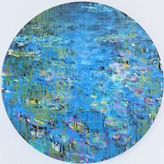 Monet Monet Monet Tondo n°9