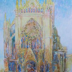 Cathédrale de Metz (Façade Ouest) n°24