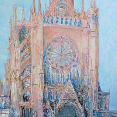 Cathédrale de Metz (Façade Ouest) n°26