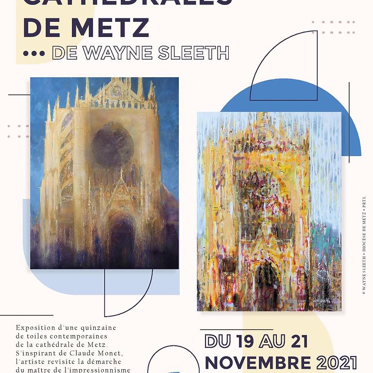 Les Cathédrales de Metz à l'Eglise de Dieuze