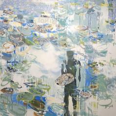 Giverny, à l'Ombre de Monet