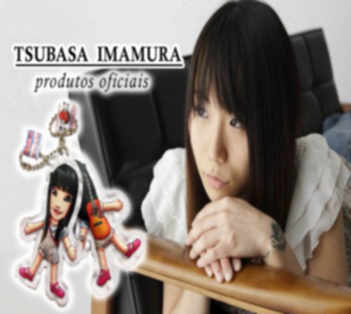 Cantora Tsubasa Imamura Oficial produtos japão nihon boneca personalizada boneco chaveiro de pano japonesa singular