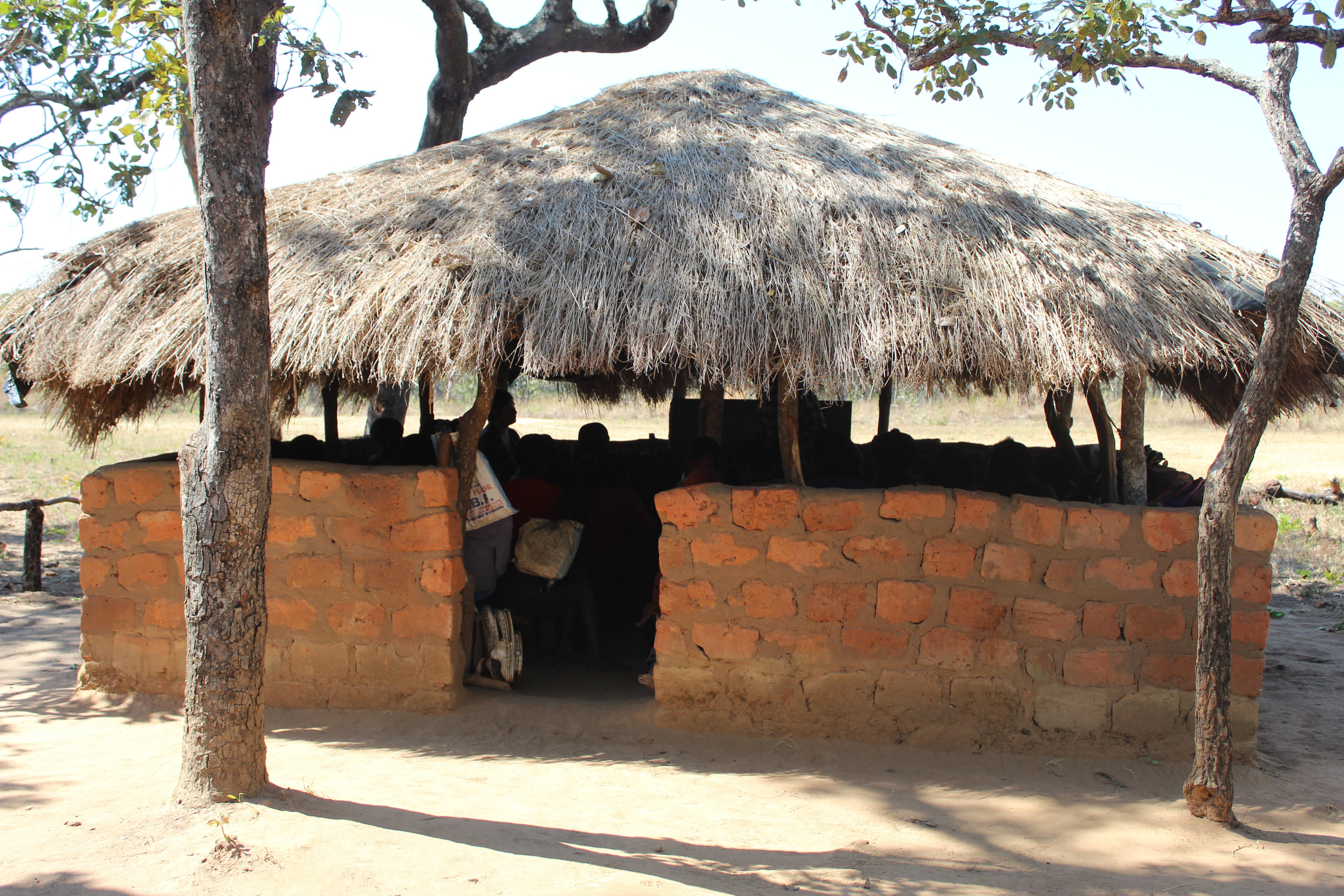 Temporary classrooms