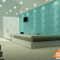 Paneles 3D Sandstone