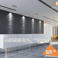 Paneles 3D Brick