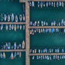 The marina in Ashkelon