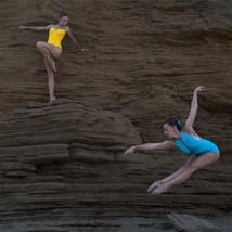 Dance on the beach