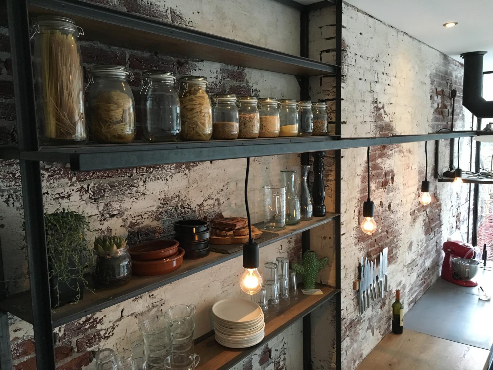 Industriele keuken utrecht van beemen ontwerpatelier 11