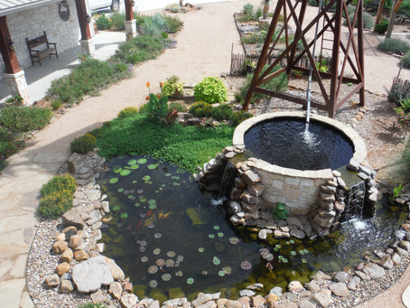 Decorating Your Landscape with Water