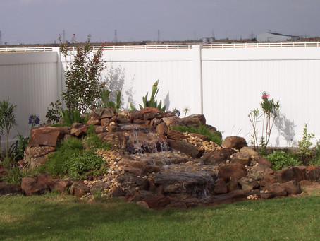 Water Features in your Landscape