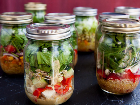 Canned Salad