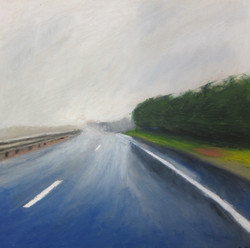Rain on Rt2 West