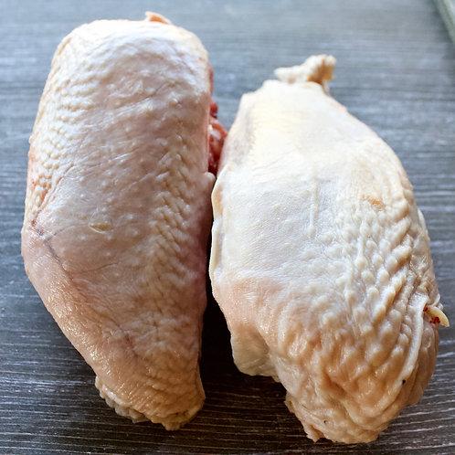 Split Breast, Brunty Farms, 2#