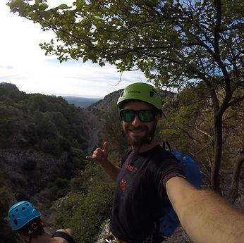 Pierre-Yves Toudic 100% Canyon