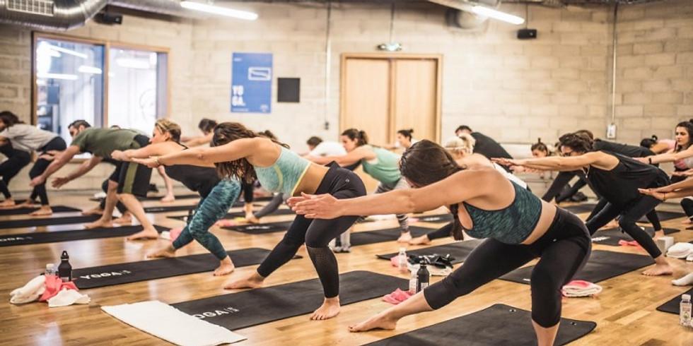 Pilates Fusion 14/09 St Bernard Bayonne