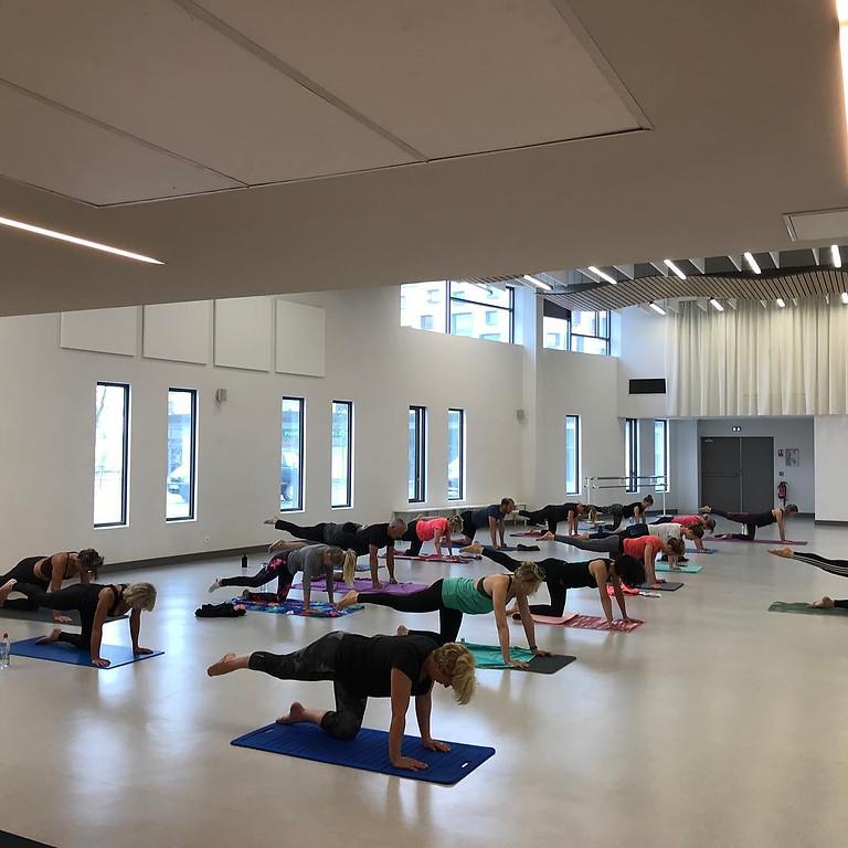 Pilates Flow lundi 18/10 12h30