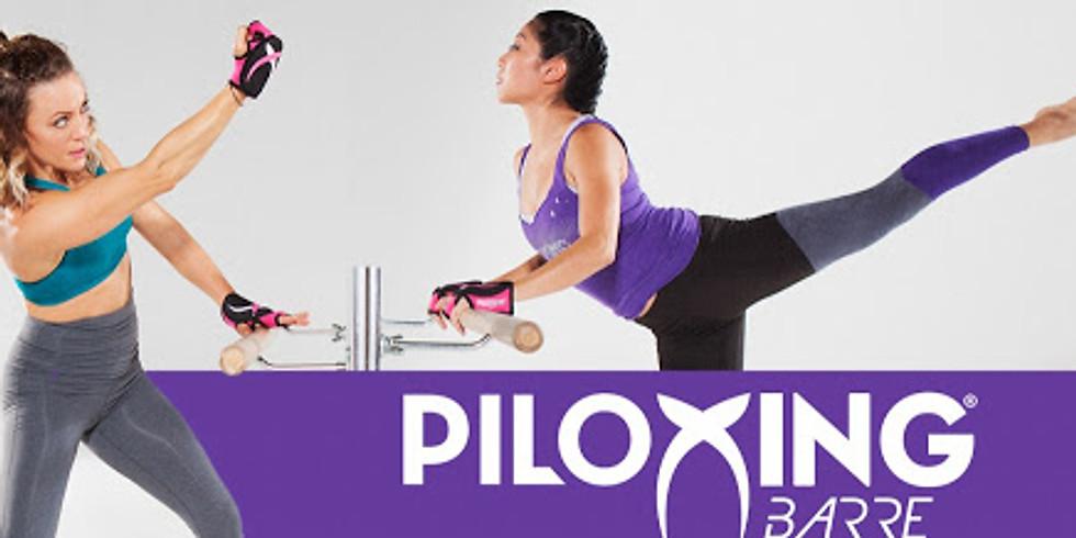 Piloxing Barre 19/11 18h45