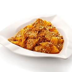 Masamum Curry with Pork