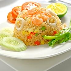 Seafood/Chicken/Pork/Beef Fried Rice