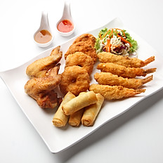 [50] Happy Platter